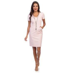 ESCADA Sport pastel pink short dress